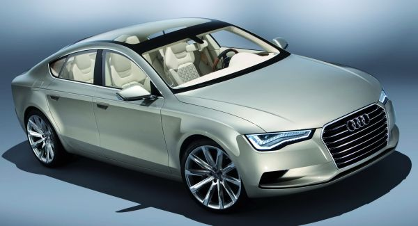 New Audi A7 Sportback. The A7 Sportback reportedly is