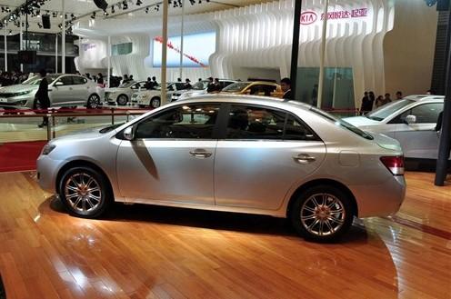 New Zotye Z300 To Make Market Debut This Month