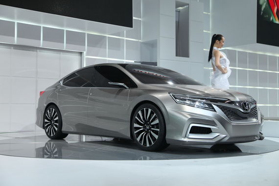 Honda Planning To Release Several New Models In China