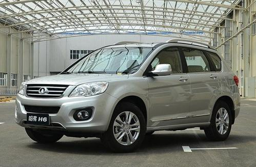 Great Wall To Officially Begin Using New Haval Suv Logo Next April