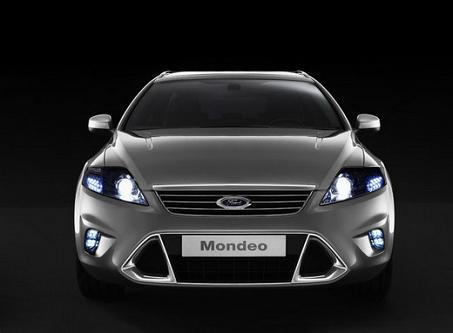 New Ford Mondeo available in Europe