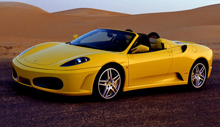 Ferrari Models and Prices