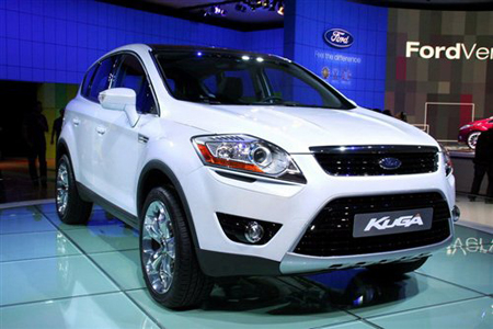 changan ford not to produce kuga suv in 2009. Black Bedroom Furniture Sets. Home Design Ideas