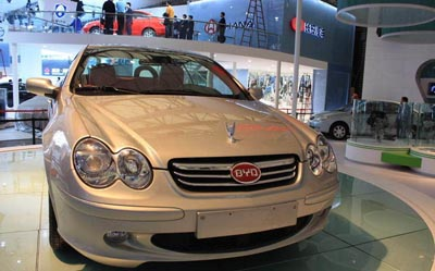 BYD M6 makes global debut at Shanghai show