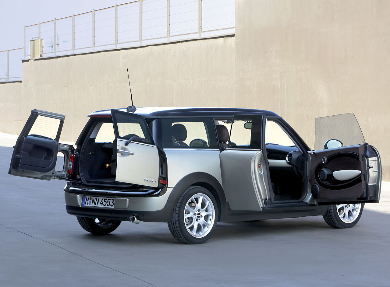 2010 Mini One Clubman Automatic Related Infomationspecifications