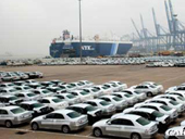 China imports over 1m vehicles over first ...